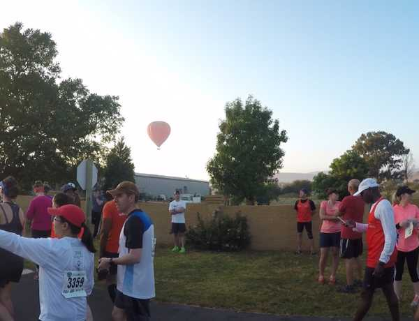 Cradle of Humankind 10km